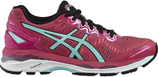 finest selection 9a2fd 98541 Asics gel-Kayano 23 sport pink/aruba blue/flash coral (ladies) (T696N-1978)  from £ 114.99