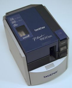 Brother P-touch 9500PC -- http://bepixelung.org/15872