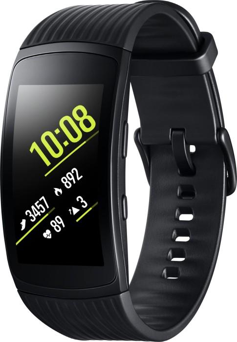 Samsung Gear Fit 2 Pro Large R365 schwarz