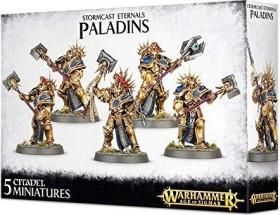 Games Workshop Warhammer Age of Sigmar - Stormcast Eternals - Paladins (99120218005)