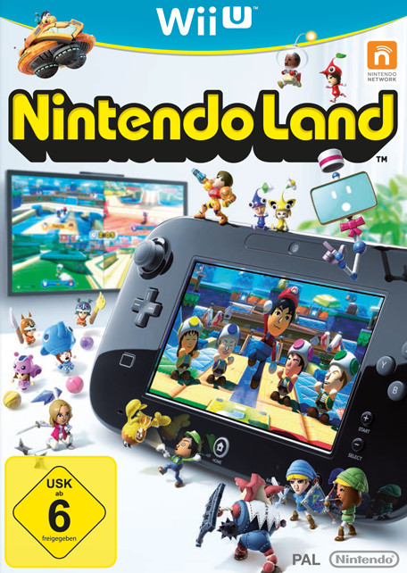 Nintendo Land (deutsch) (WiiU)