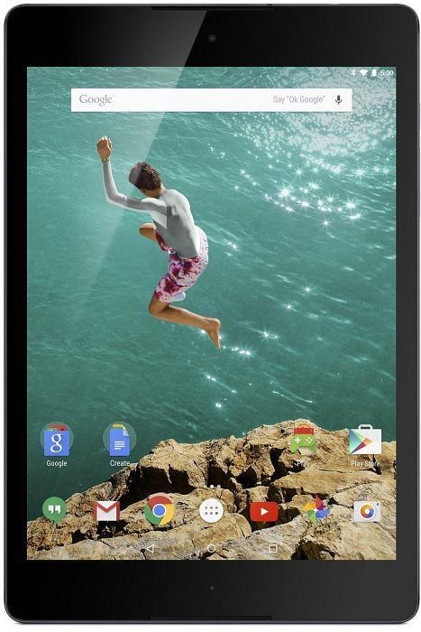 Google Nexus 9 16GB schwarz