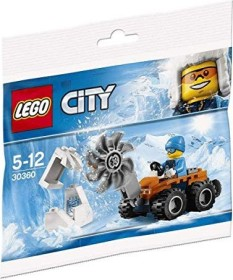 LEGO City Arktis-Expedition - Arctic Ice Saw (30360)