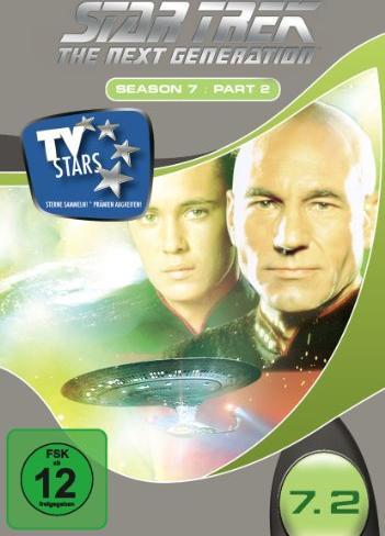 Star Trek: The Next Generation Season 7.2 -- via Amazon Partnerprogramm