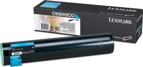 Lexmark Toner C930H2CG cyan