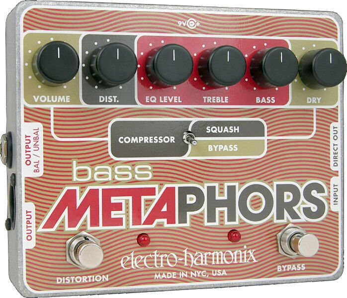Electro-Harmonix Bass Metaphors -- via Amazon Partnerprogramm