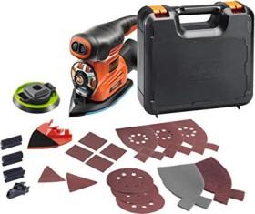 Black&Decker KA280K auto select 4in1 electric multi sander incl. case + Accessories