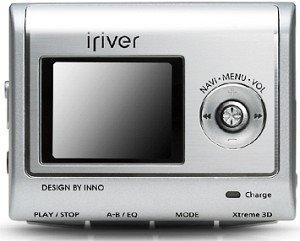 iriver iFP-990 256MB (3iFP990-EUSIAB)