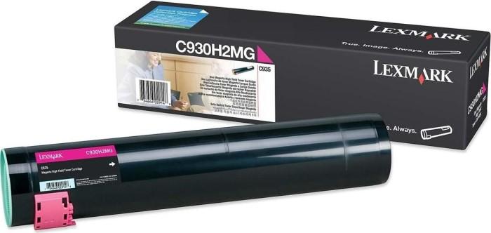 Lexmark Toner C930H2MG magenta