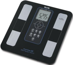 Tanita BC-351 electronic body analyser scale