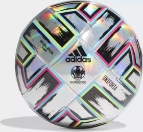 adidas Uniforia Ball silver metallic/signal green/bright cyan/shock pink (FH7353)