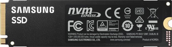 Bild von Samsung SSD 980 PRO   1TB, M.2 (MZ-V8P1T0BW)