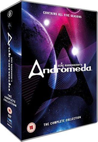 Andromeda Season 2 Vol. 1-2 -- via Amazon Partnerprogramm