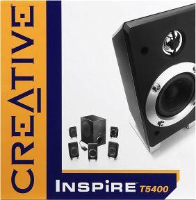 Creative Inspire T5400, 5.1 (51MF4025AA000)