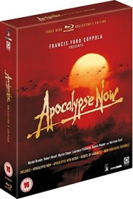 Apocalypse Now (Special Editions) (Blu-ray) (UK)