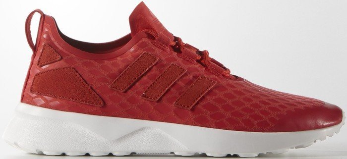 on sale d7eb2 4a6b2 adidas ZX Flux ADV Verve lush red/core white (ladies) (AQ6252) from £ 50.55