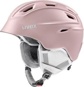 UVEX Fierce Helm rosegold mat