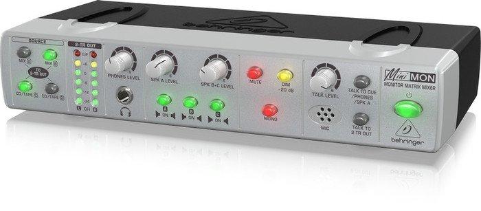Behringer Minimon MON800 Monitormatrix-Mixer