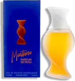 Montana perfume De Peau Eau De Toilette, 100ml