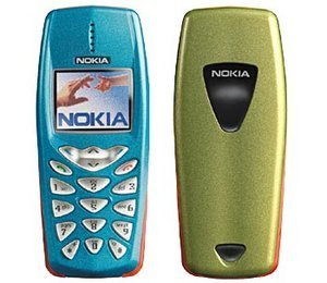 Nokia Xpress-on Cover for Nokia 3510/3510i (various colours)