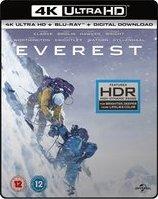 Everest (2015) (4K Ultra HD) (UK)