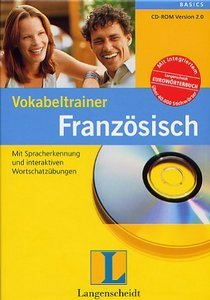 Langenscheidts vocabulary trainer 2.0 French (PC)