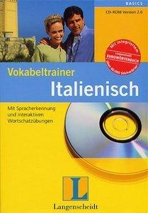 Langenscheidts komputerowy nauczyciel języka 2.0 włoski (niemiecki) (PC)