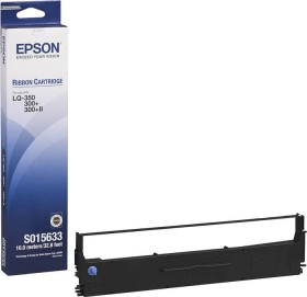 Epson S015633 ink ribbon black