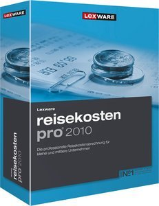 Lexware: travel costs Pro 2010 10.0 field service, Update (German) (PC) (09185-5013)