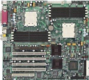 Tyan Thunder K8W, AMD 8131/8111/8151 [dual PC-2700 reg ECC DDR] (S2885ANRF)