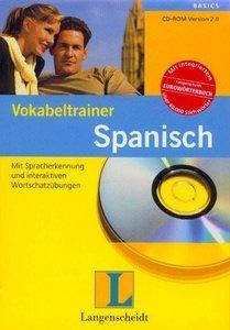 Langenscheidts Vokabeltrainer 2.0 Spanisch (deutsch) (PC)