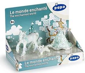 Papo Die Bezaubernde Welt - Geschenkbox Eiskönigin (80506)