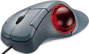 Microsoft Trackball Optical, PS/2 & USB (D67-00005)