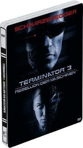 Terminator 3 - Rise of the Machines (Special Editions) (UK) -- via Amazon Partnerprogramm