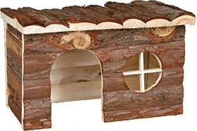 Trixie log house Jerrik medium
