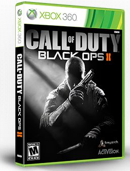 Call of Duty: Black Ops 2 (polnisch) (Xbox 360)