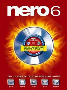 Nero: Nero Burning Rom 6 inkl. PowerPack (multilingual) (PC)