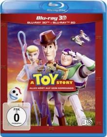 A Toy Story 4 - Alles hört auf kein Kommando (3D) (Blu-ray)