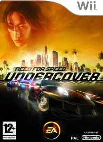Need for Speed - Undercover (Wii)