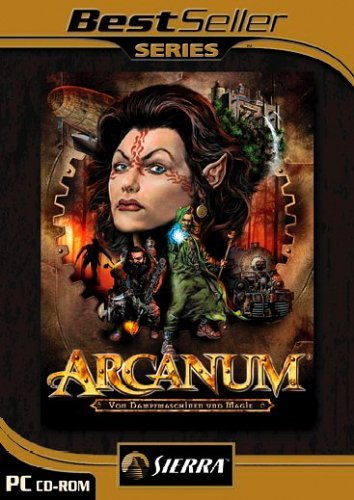 Arcanum: Von Magie and Dampfmaschinen (German) (PC) -- (c) DCI AG