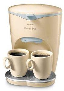 Philips HD7140/80 Cucina Zwei-Tassen-Kaffeemaschine | heise online ...