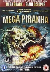 Mega Piranha (DVD) (UK)
