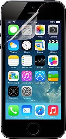 Belkin Screen Overlay Clear Displayschutzfolie für Apple iPhone 5 (F8W179CW3) -- via Amazon Partnerprogramm