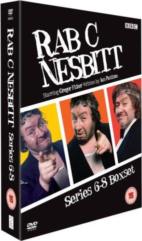 Rab C. Nesbitt Box (Season 6-8) (UK) -- via Amazon Partnerprogramm