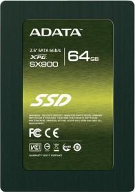 ADATA XPG SX900 64GB, SATA (ASX900S3-64GM-C)