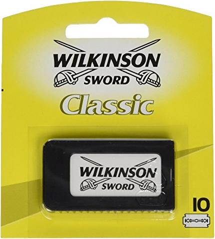 Wilkinson Sword Classic replacement blades 10-pack -- via Amazon Partnerprogramm