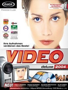 Magix Video DeLuxe 2004 (PC)