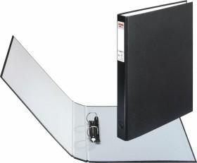 Herlitz maX.file protect Ringhefter A4, 25mm, schwarz (5364138)