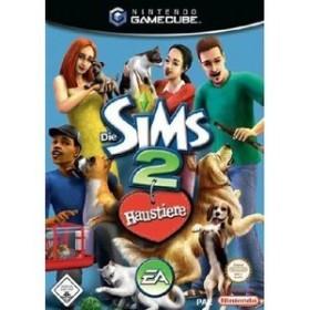 Die Sims 2 - Haustiere (GC)