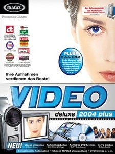 Magix: Video DeLuxe 2004 Plus (PC)